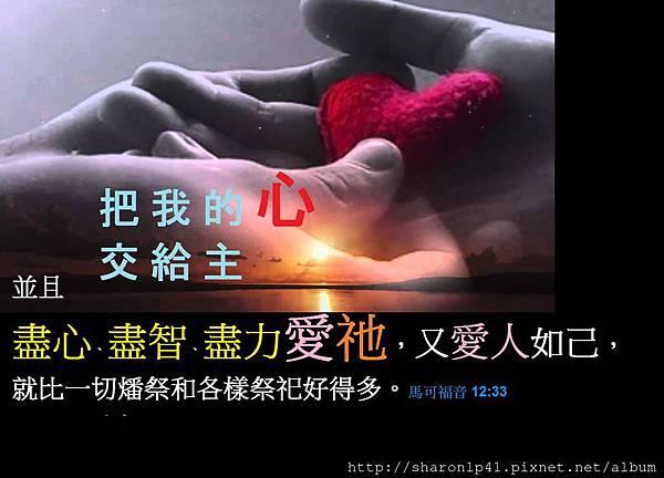 把心交給主盡力愛祂又愛人如已.jpg