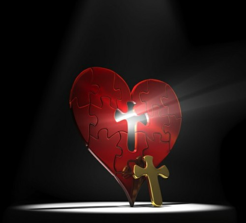 愛的十字架