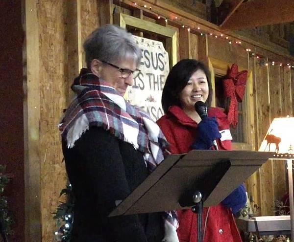 聖誕節婦女聚會