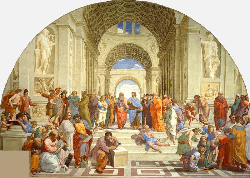 La_scuola_di_Atene