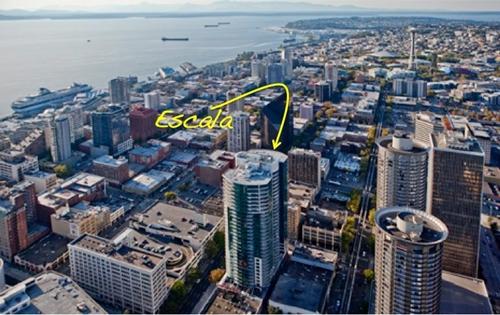 Christan Grey's apartment -- Escala!