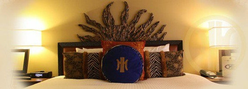 The Heathman Hotel Portland:Ana's First Night with Christian...