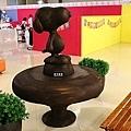 巧克力SNOOPY雕像.JPG