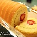 亞尼克菓子工房-法式草莓捲