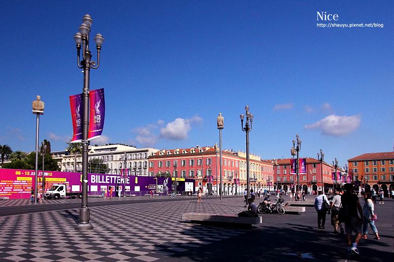 馬賽納廣場 Place Massena