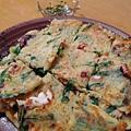 韓國韭菜煎餅