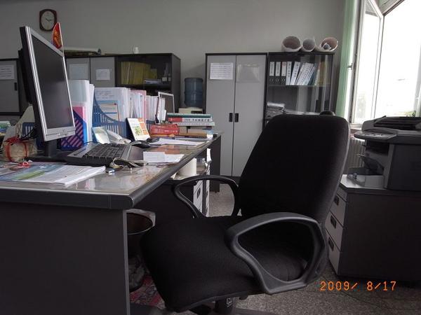 這是柏芙的位子
