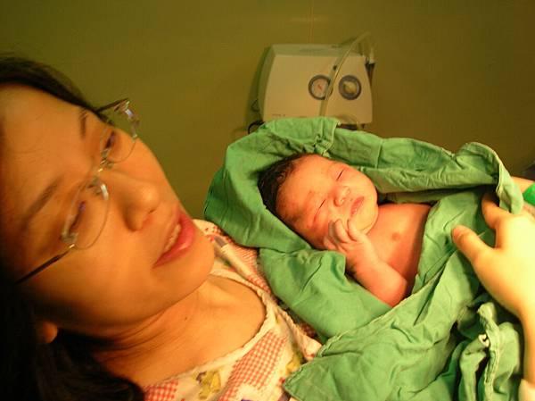 北鼻和媽媽