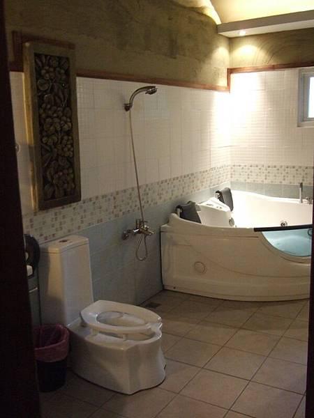 民宿大浴缸