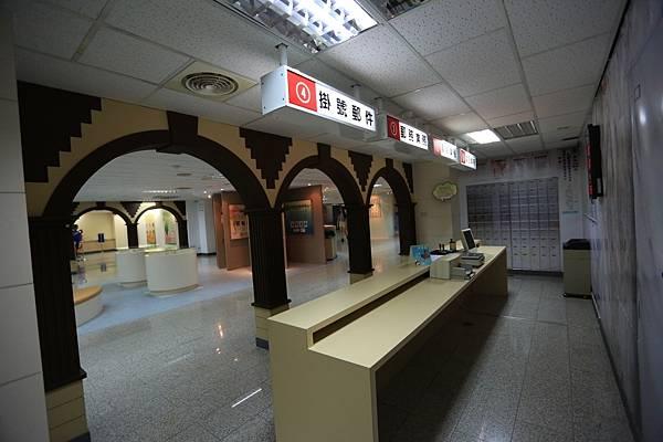 郵政博物館 (12).JPG