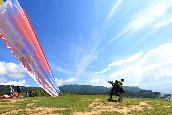 外澳飛行傘 (18).JPG