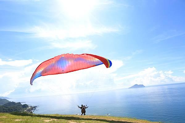 外澳飛行傘 (22).JPG