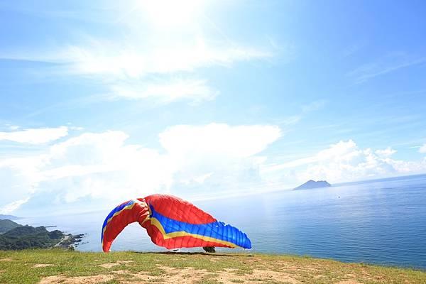 外澳飛行傘 (23).JPG