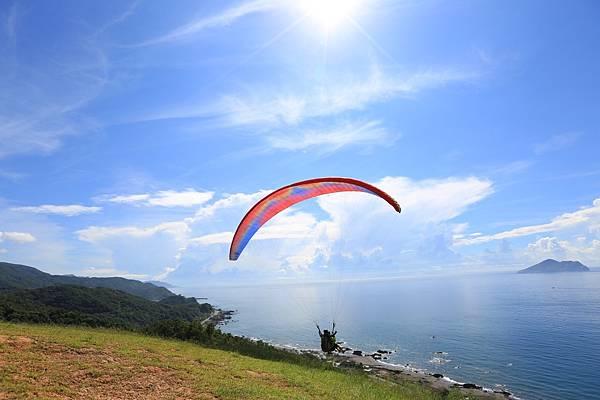 外澳飛行傘 (28).JPG
