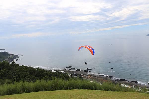 宜蘭外澳飛行傘 (17).JPG