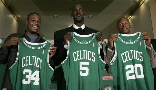 Celtics New Big Three