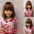 台北西門町燙髮推薦 女生髮型 PS34國際髮型Joan