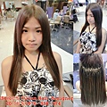 西門町接髮推薦 接髮價格 十字接髮 日式接髮 PS34國際髮型Joan