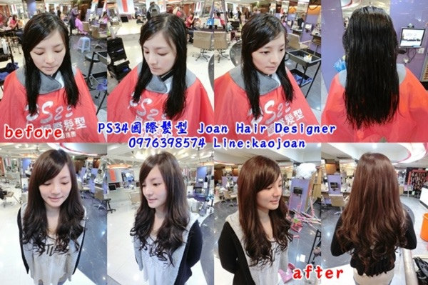 西門町接髮推薦接髮價格便宜接髮十字接髮日式接髮Joan