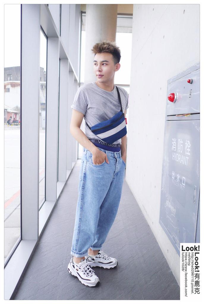 Van-Gadii凡格堤-男性冰涼纖維褲藍色2.jpg