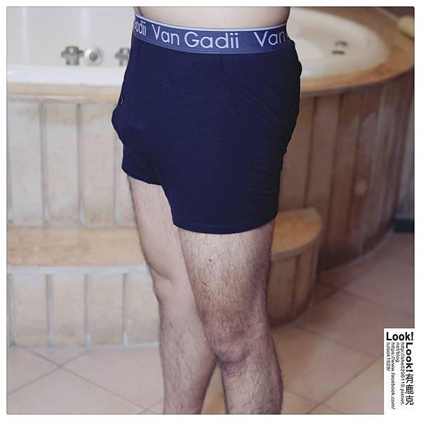 Van-Gadii凡格堤-男性冰涼纖維褲黑色3.jpg