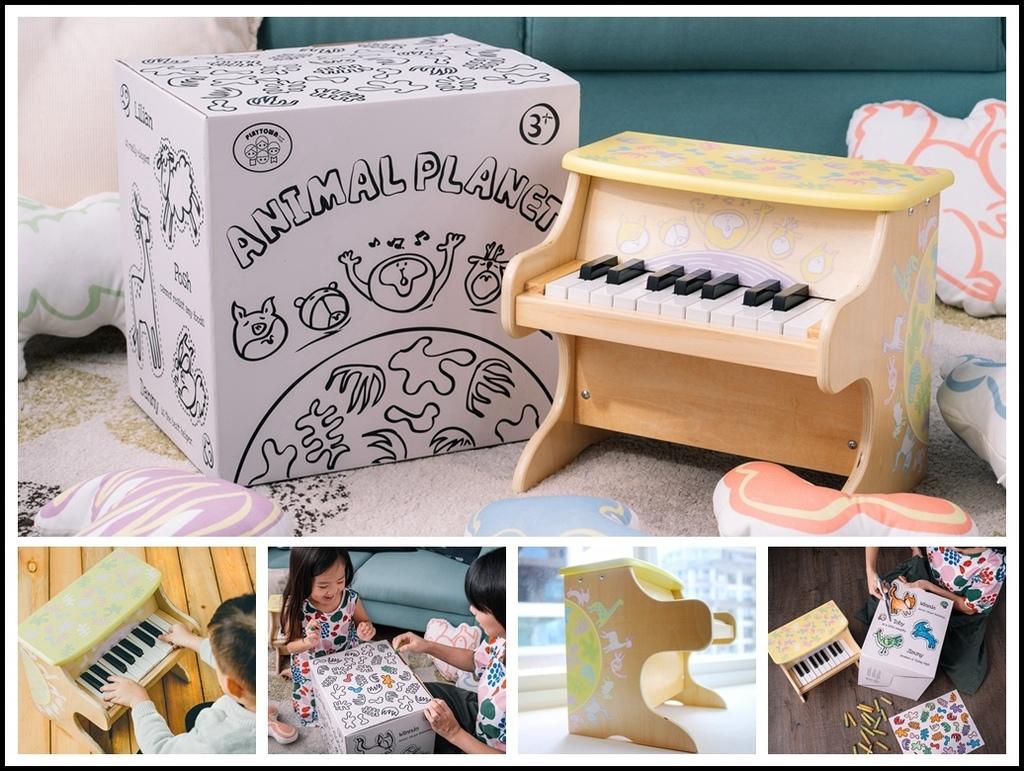 木頭小鋼琴