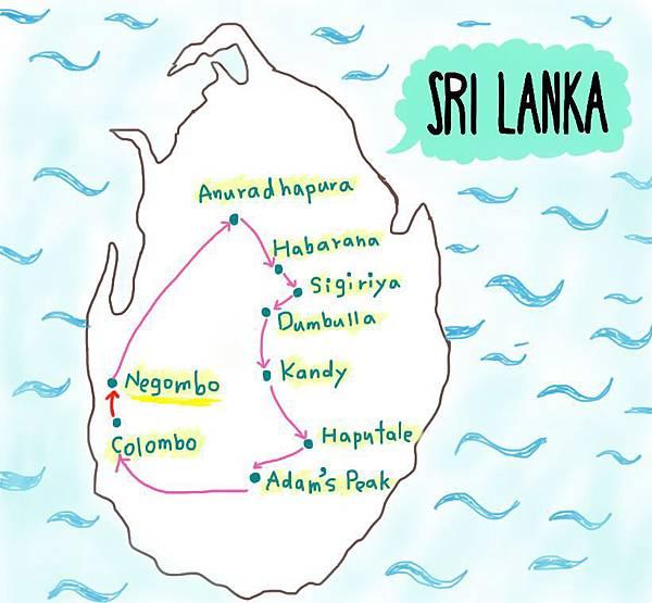 srilanka map3