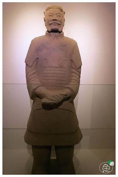 e02秦將軍陶俑