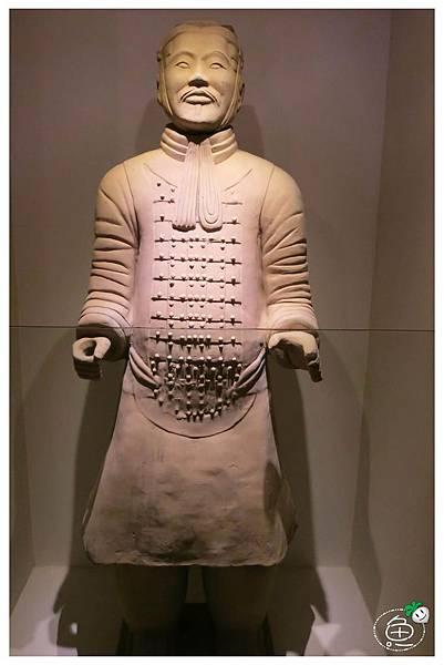 e03秦武士陶俑