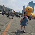 2013.9.25光榮馬頭(黃色小鴨).夢時代 020