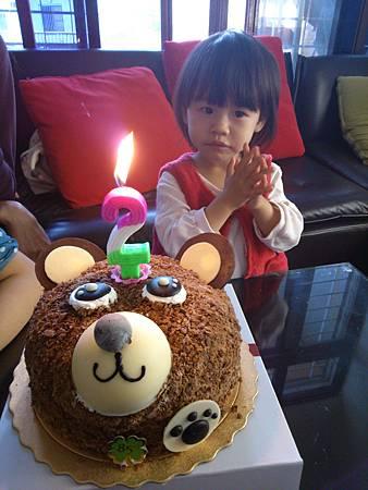 MYXJ_20140105瑾2歲生日