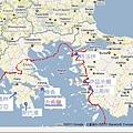 希臘強盛時期,向愛琴海小島以及安納托利亞西岸殖民