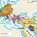 小亞細亞賽爾柱土耳其領土