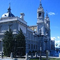 西班牙皇宮 教堂