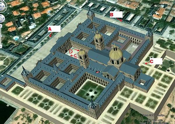 El Escorial 修道院