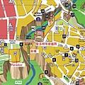 Ronda-Tourist-map