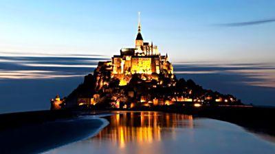 Abbey-Mont-St-Michel