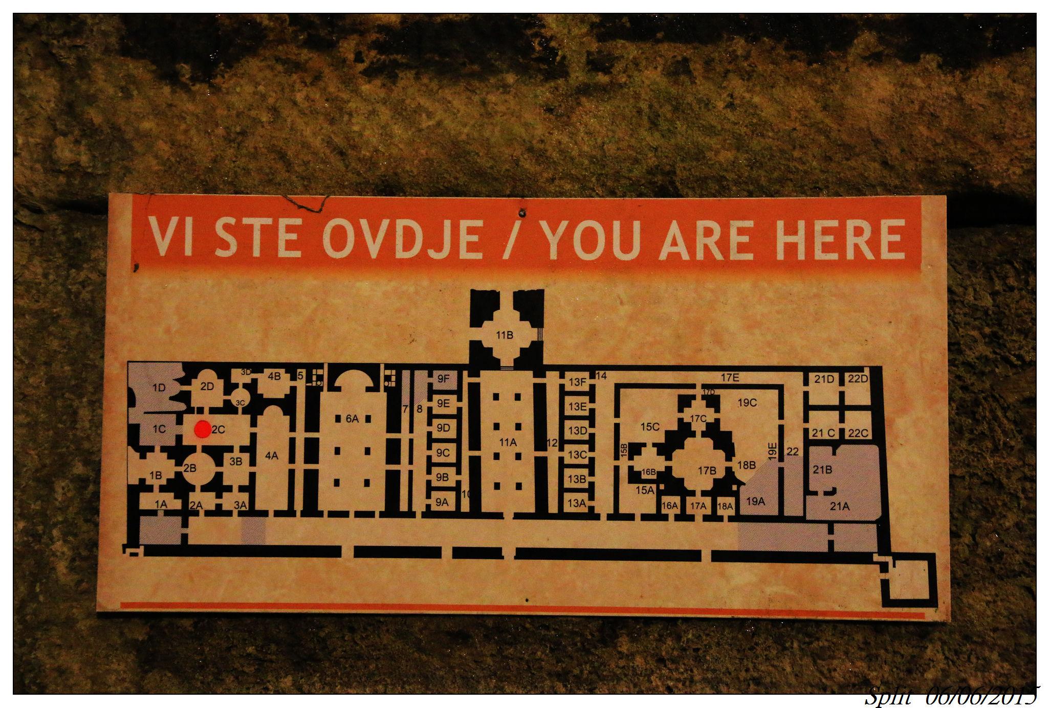 地下大廳地圖
