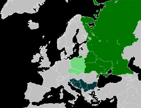 Slav people