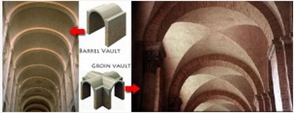 Romanesque_vault