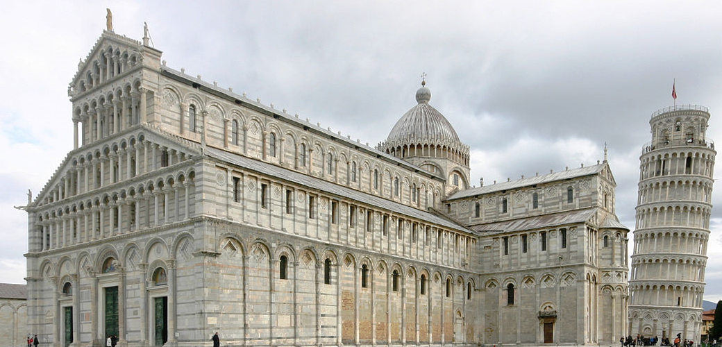 Romanesque_pisa