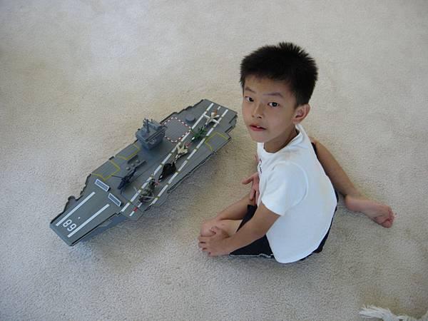 超大號航空母艦