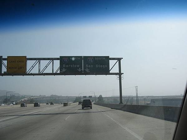 前往San Diego