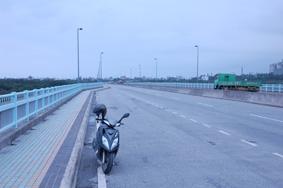 太魯閣大橋+我的愛車