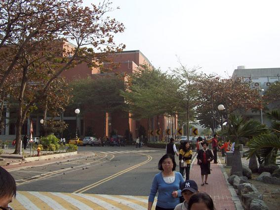 中山大學校園