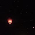 天空的天燈