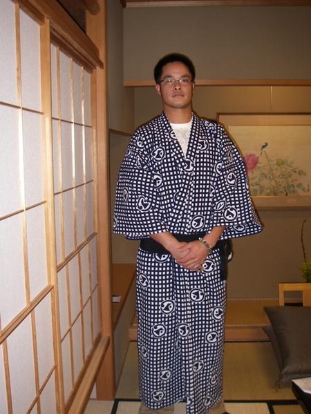 很高大的日本人