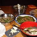 20070902 乾扁四季豆&青椒炒牛肉「末」