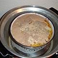 第一次弄絞肉蒸蛋,想了很久的媽媽的味道