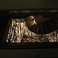 自由女神像內部支撐的結構